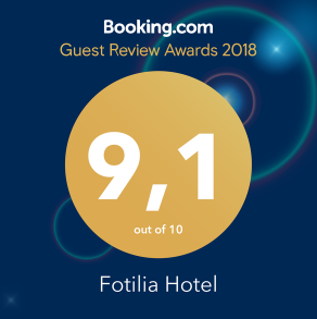 booking award fotilia